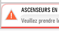 Annonces administratives